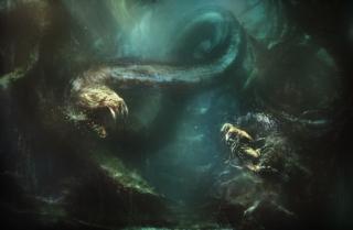 Resultado de imagem para beowulf monsters
